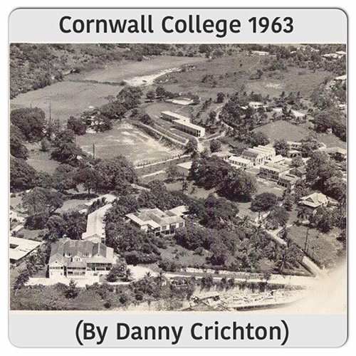 Cornwall College circa 1963