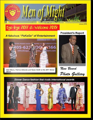 Men of Might Newsletter